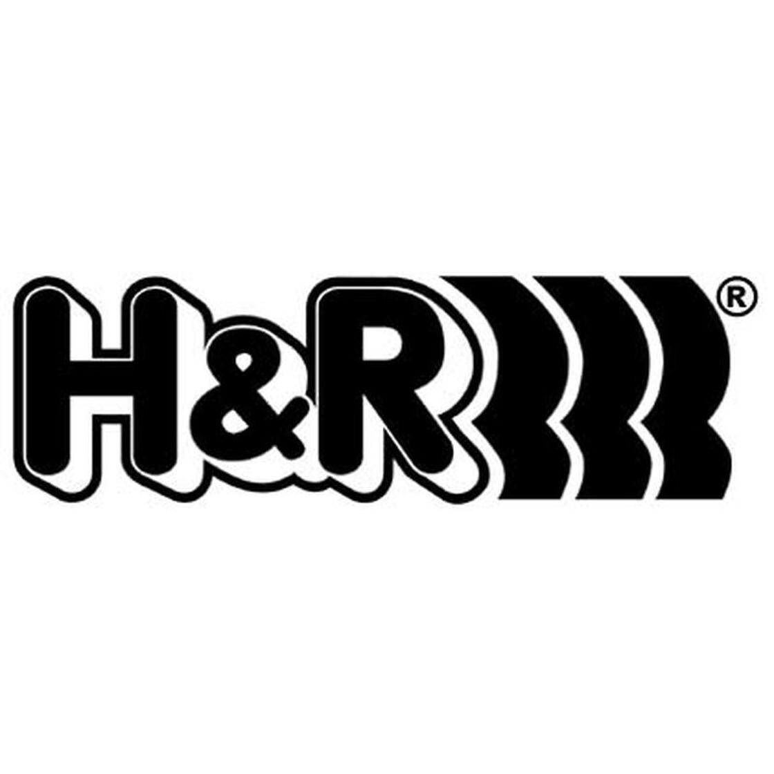 H/&R DRA Spurverbreiterung 90mm BMW 3 E36 B9075725 schwarz